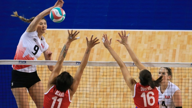 volleyball - Captioning Rio 2016