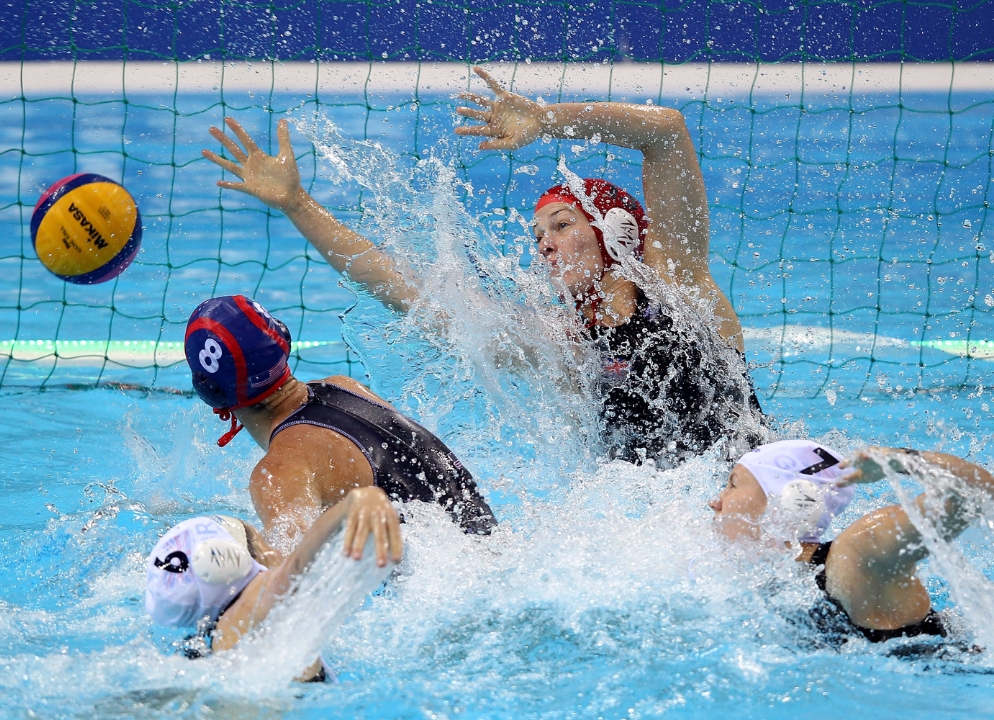 water polo - Captioning Rio 2016