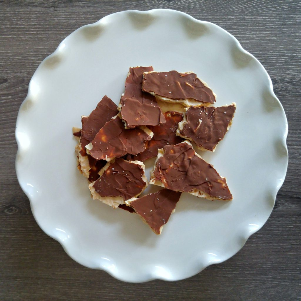 TCG Recipe of the Month - Amazing Almond Roca