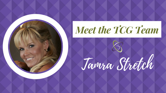 Meet the TCG Team - Tamra Stretch