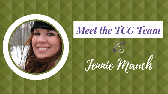 Meet the TCG Team - Captioner Jennie Mauch
