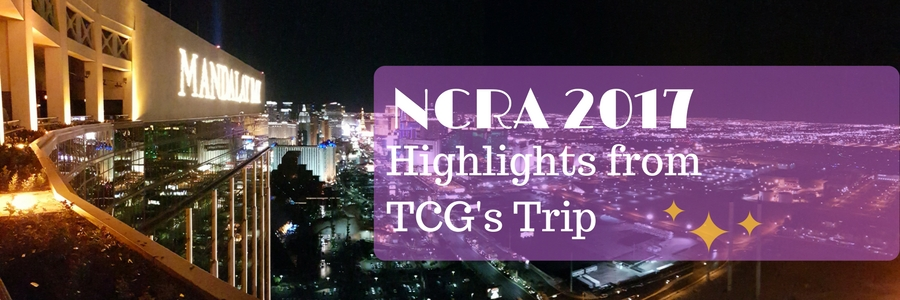 NCRA Convention 2017 - The Captioning Group