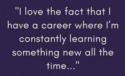 Meet the TCG Team - Donna's Quote
