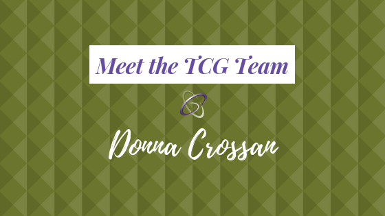 Meet the TCG Team - Donna